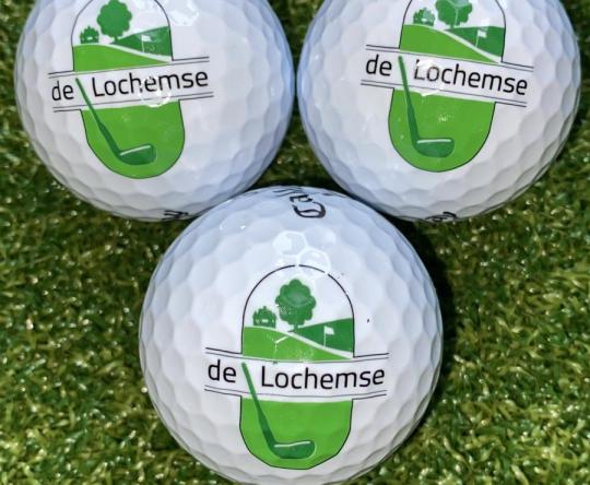 Logo Golfballen